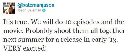 Jason Bateman Tweet