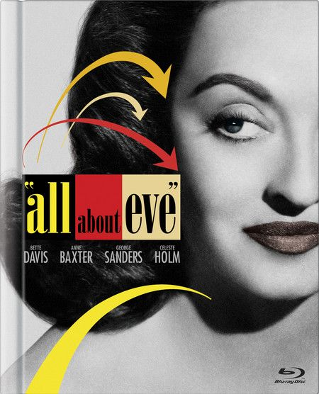 <strong><em>All About Eve</em></strong> Blu-ray artwork