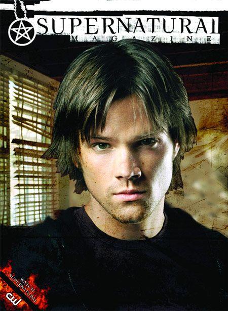 <strong><em>Supernatural</em></strong> Magazine
