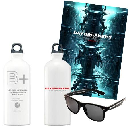 The <strong><em>Daybreakers</em></strong> Giveaway
