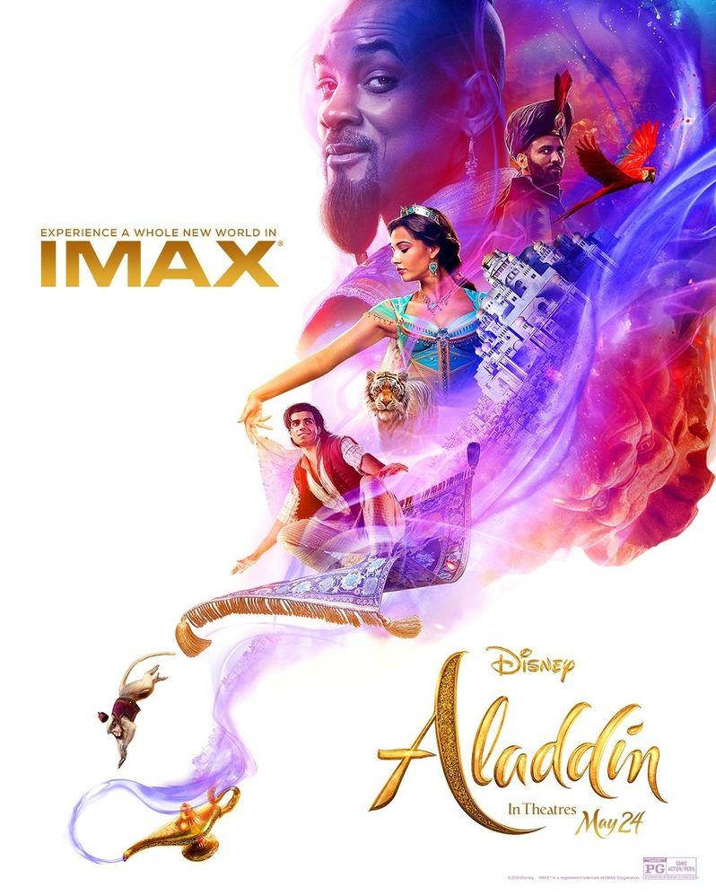 <strong><em>Aladdin</em></strong> poster #2