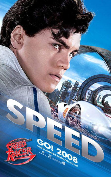 <strong><em>Speed Racer</em></strong> Poster