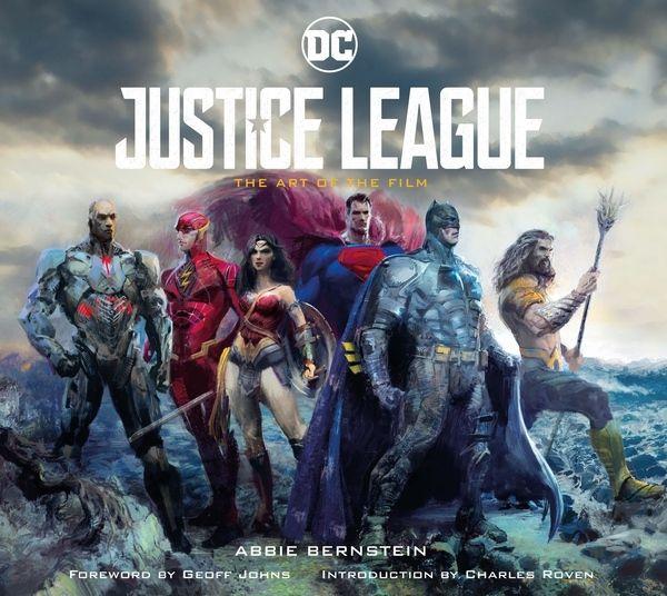 <strong><em>Justice League</em></strong> The Art of the Film Artwork