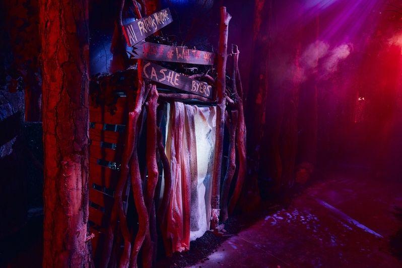 <strong><em>Stranger Things</em></strong> Halloween Horror Nights #4