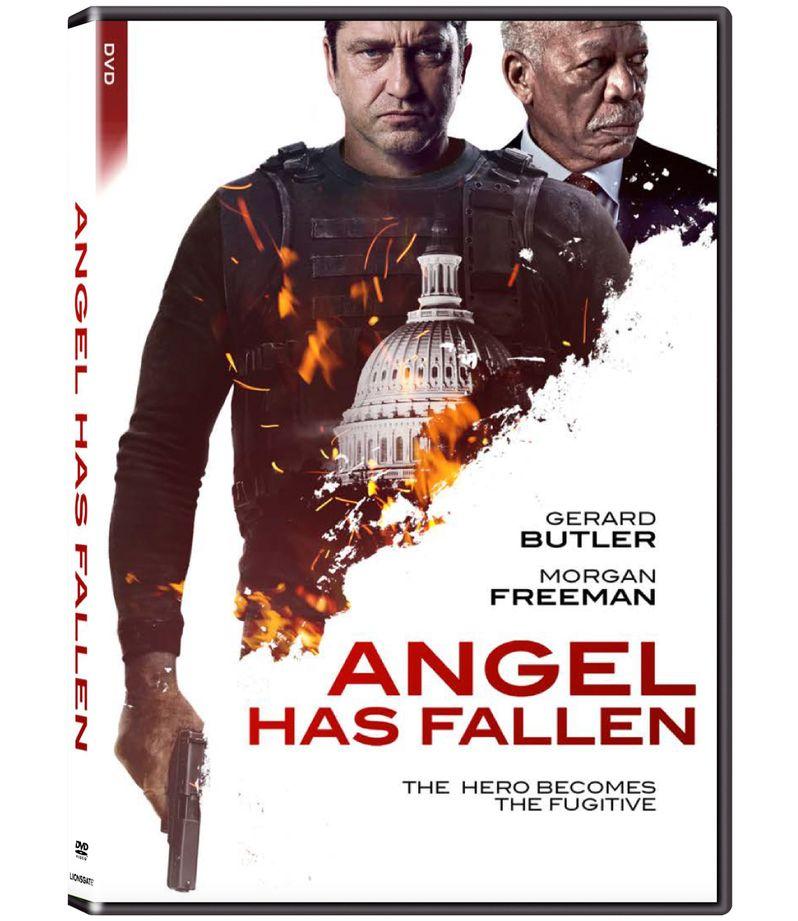<strong><em>Angel Has Fallen</em></strong> DVD