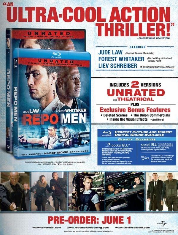 <strong><em>Repo Men</em></strong> cover art ad