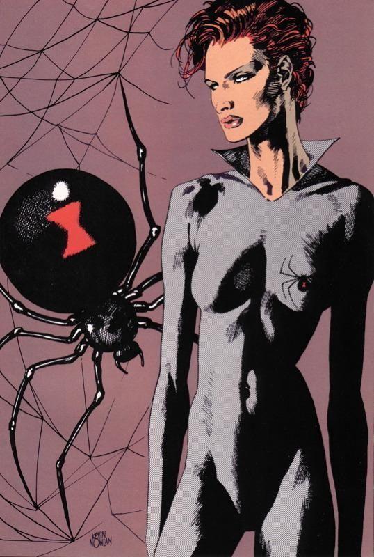 Black Widow Frank Miller