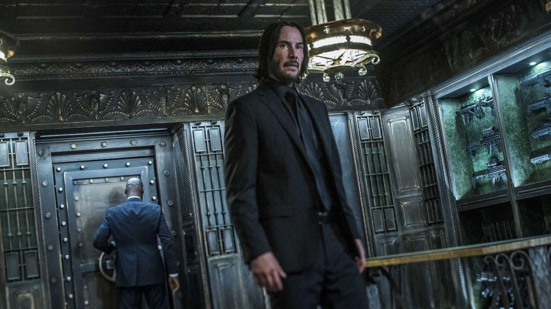 Lionsgate's John Wick: Chapter 4