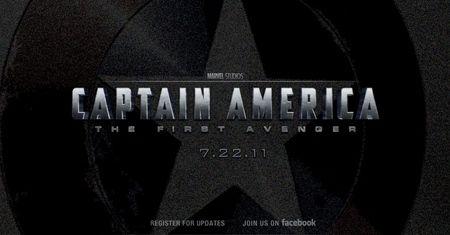 Captain America Official Website