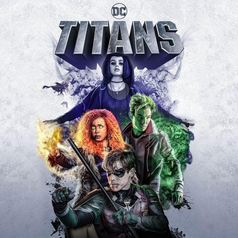 <strong><em>Titans</em></strong> Digital Poster