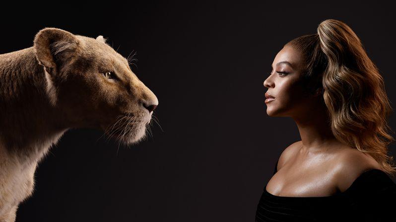 <strong><em>The Lion King</em></strong> Cast Portrait #2