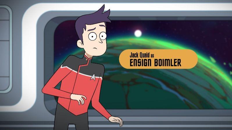 <strong><em>Star Trek: Lower Decks</em></strong> #2