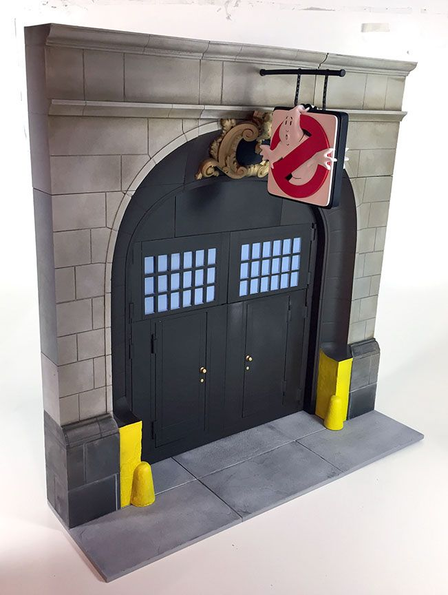 The Real Ghostbusters toys Diamond Select #1