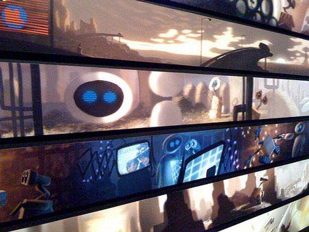 <strong><em>WALL-E</em></strong> Photos