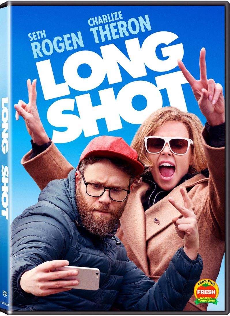 <strong><em>Long Shot</em></strong> dvd cover art