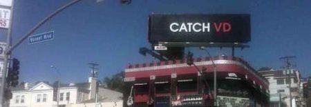 Vampire Diaries Catch VD Billboard