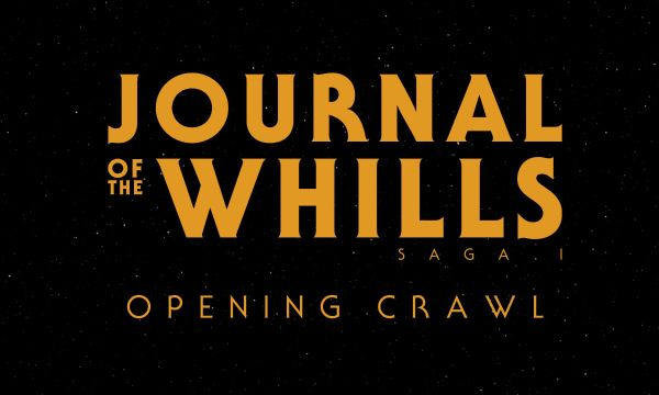 Rogue One Journal of the Whills