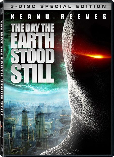 <strong><em>The Day the Earth Stood Still</em></strong> Special Edition DVD