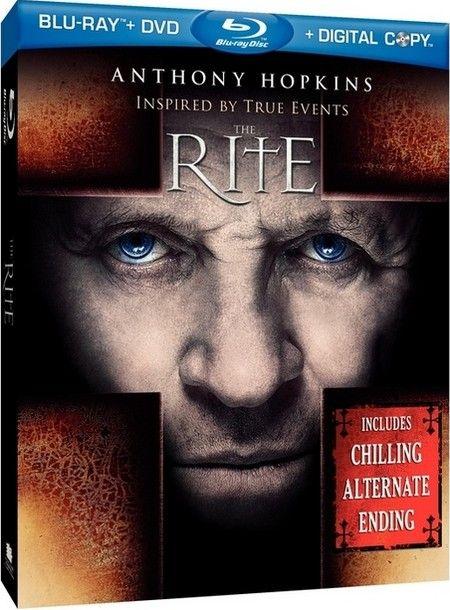 <strong><em>The Rite</em></strong> Blu-ray artwork