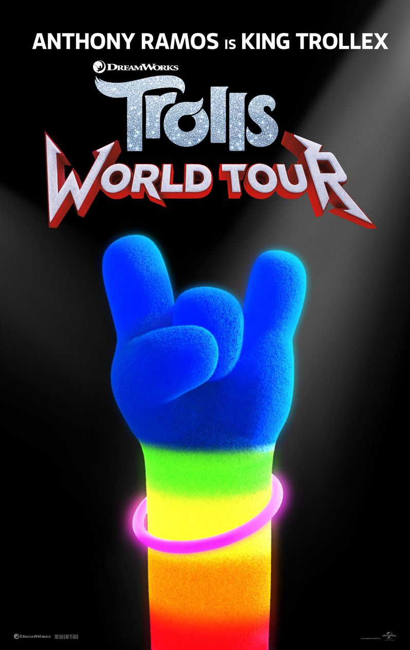 <strong><em>Trolls World Tour</em></strong> poster #10