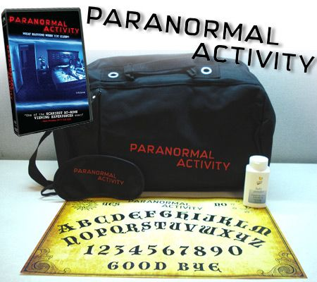 Paranormal Activity Giveaway