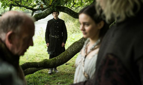 Bran Stark Greensight