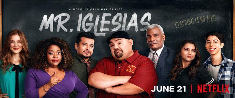 <strong><em>Mr. Iglesias</em></strong> poster #1
