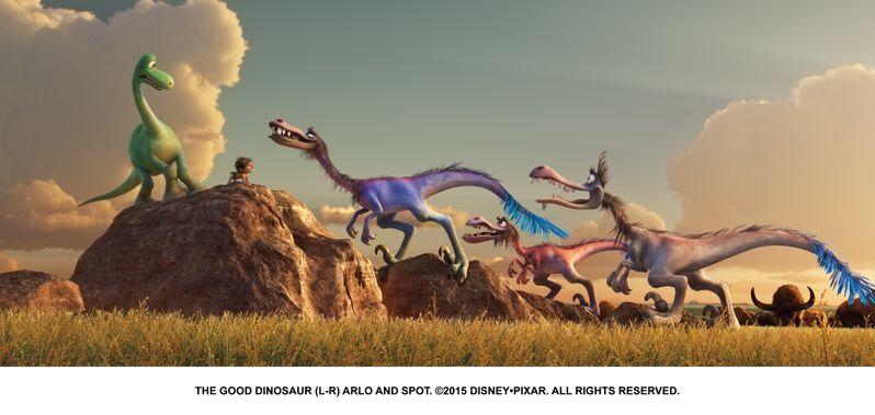 <strong><em>The Good Dinosaur</em></strong> Photo 2