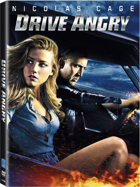 <strong><em>Drive Angry</em></strong> DVD artwork