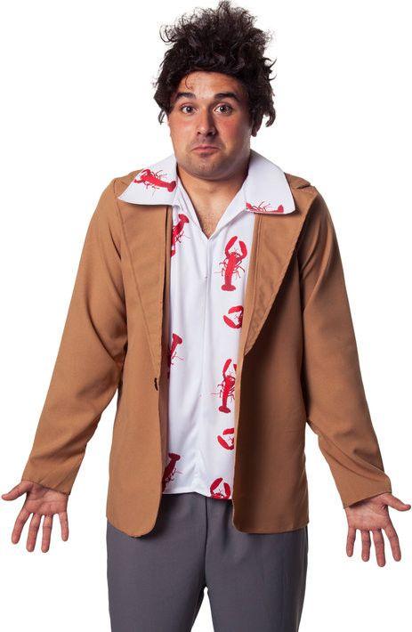 Cosmo Kramer costume