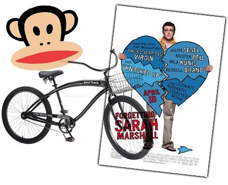 Paul Frank - Pirate Skurvy bike