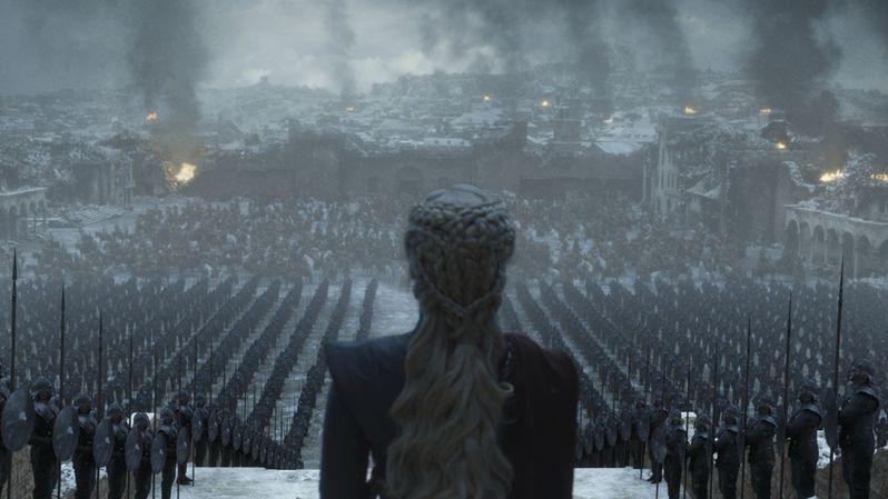 <strong><em>Game of Thrones</em></strong> Final Episode