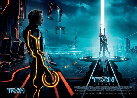 <strong><em>Tron: Legacy</em></strong> Triptych Progression
