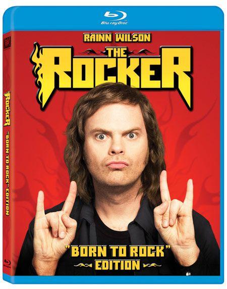 <strong><em>The Rocker</em></strong> Blu-ray