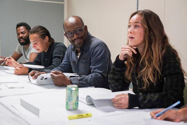 <strong><em>Fear the Walking Dead</em></strong> Season 4 Set Photo 1