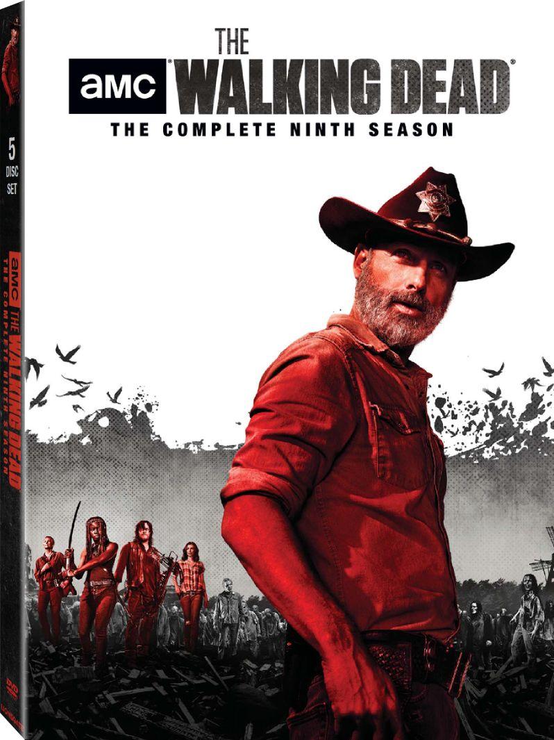 <strong><em>The Walking Dead</em></strong> season 9 DVD