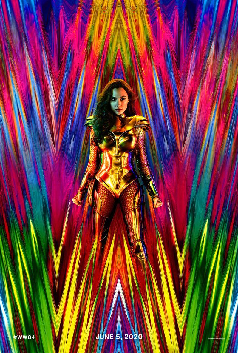 <strong><em>Wonder Woman 1984</em></strong> poster