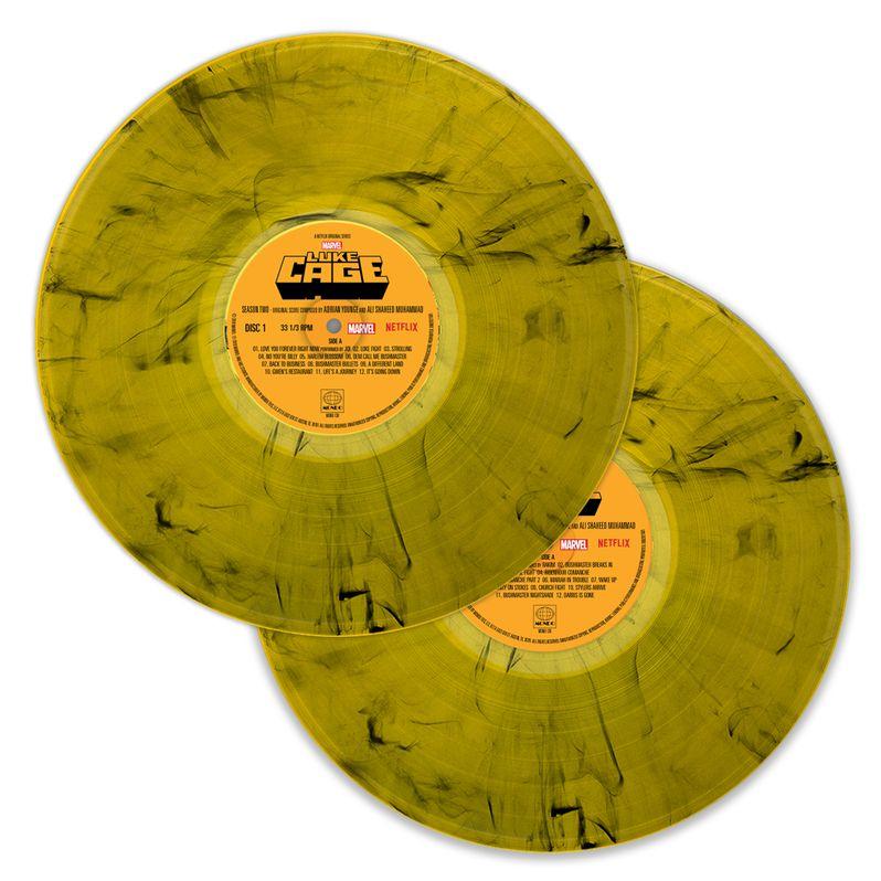 Luke Cage Season 2 soundtrack #3