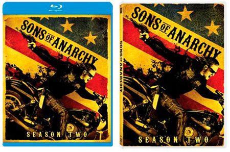 <strong><em>Sons of Anarchy</em></strong>: Season Two