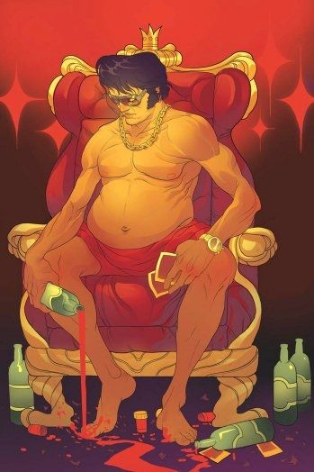 <strong><em>Bubba Ho-Tep</em></strong> Comic Cover