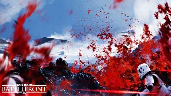 Star Wars: Battlefront Sullust Photo 2
