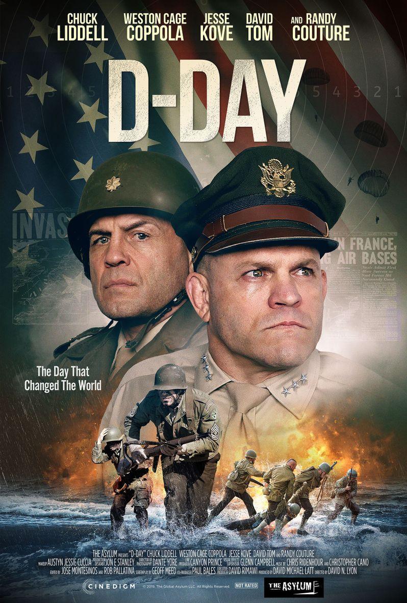 <strong><em>D-Day</em></strong> poster