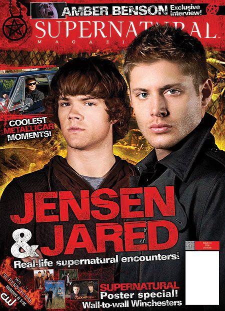<strong><em>Supernatural</em></strong> Magazine Issue 4