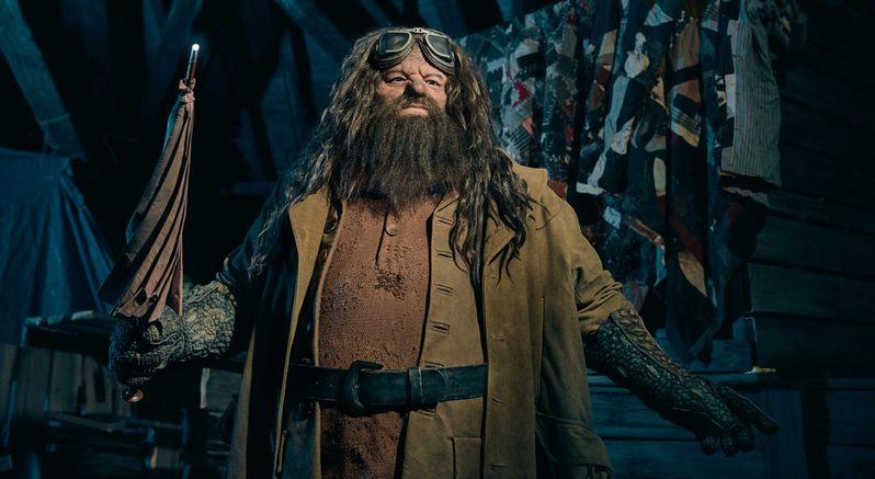 Hagrid's Magical Creatures Motorbike Adventure #1