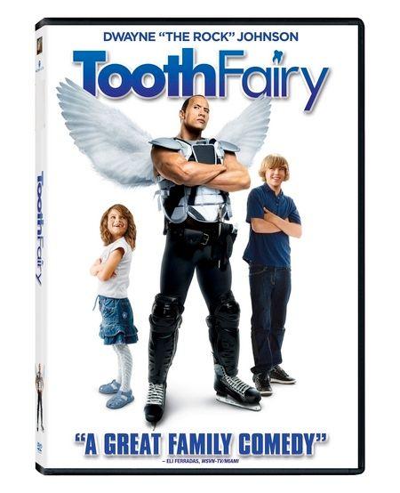 <strong><em>Tooth Fairy</em></strong> DVD