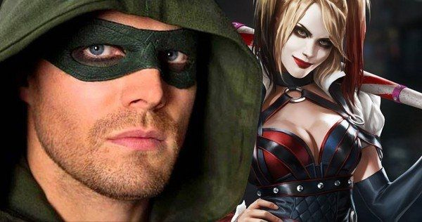 Harley Quinn <strong><em>Arrow</em></strong>