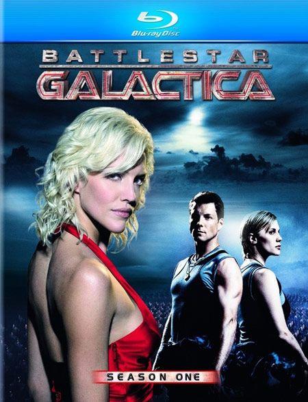 <strong><em>Battlestar Galactica</em></strong>: Season One
