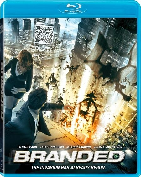 <strong><em>Branded</em></strong> Blu-ray