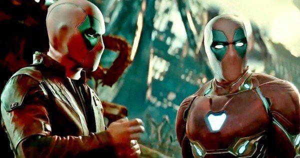 Deadpool Footloose conversation