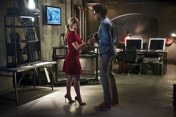 <strong><em>Arrow</em></strong> Season 4 Mr. Terrific Photo 1